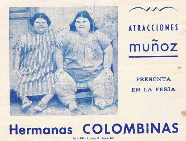 Resultado de imagen de las hermanas colombinas