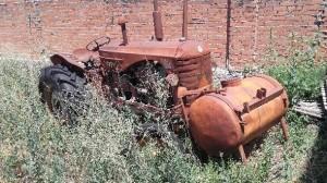 Foto Tractor Massey Harris GU-222